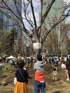 64f709bf22ac72aa840396d6d0204ba6 225x300 - 【ヨガマットレンタル】TOKYO outside Festival パークヨガにて協賛で参加しました