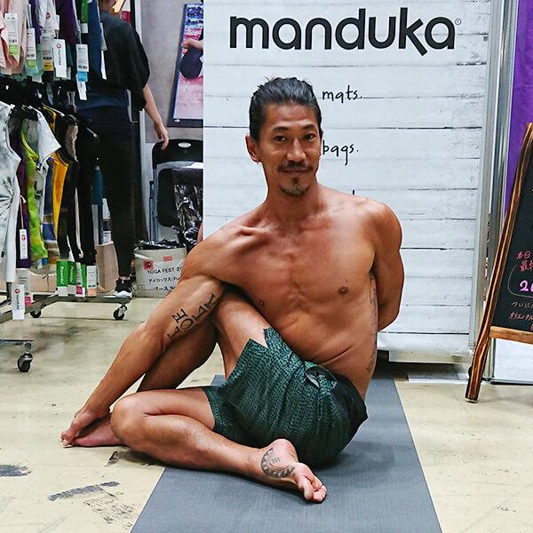 0011 - 【癒しフェア2019 in TOKYO レポート】MANDUKA アンバサダー ヨガワークショップ