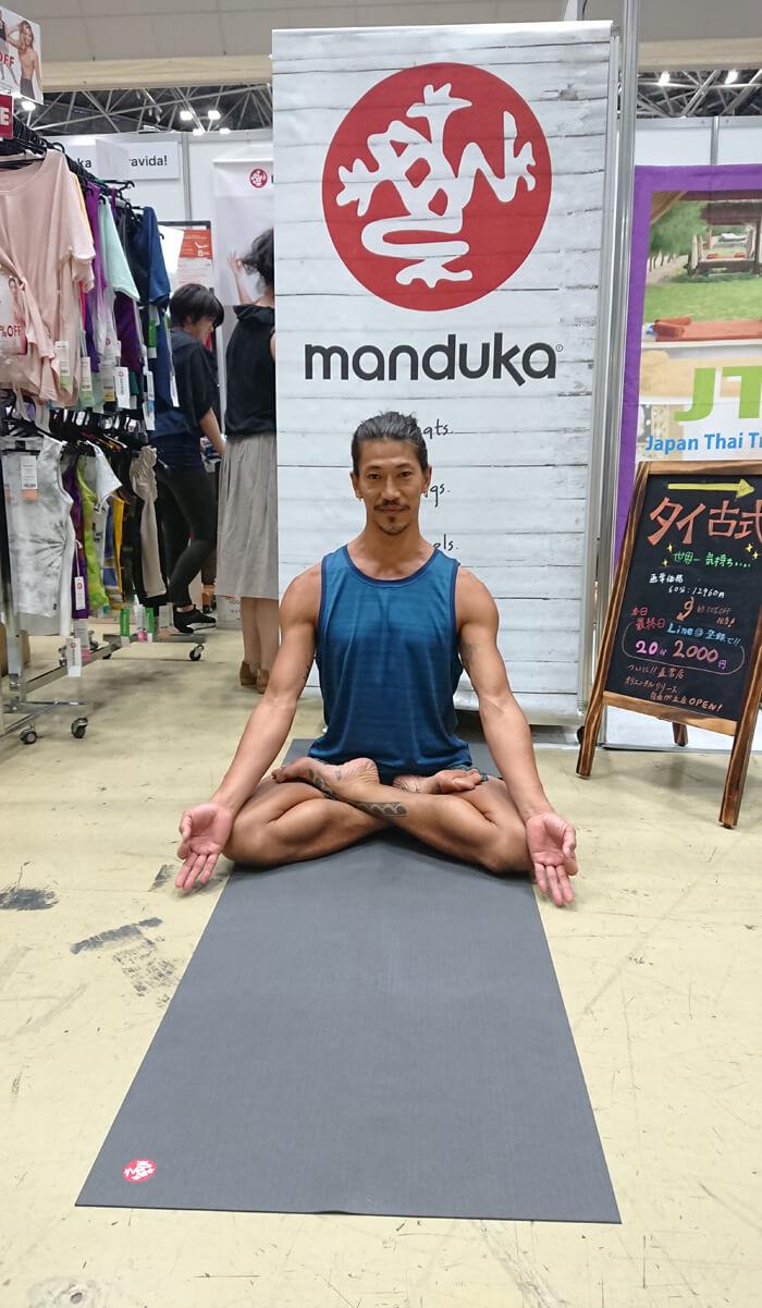 img2 1 - 【Mandukaアンバサダーレビュー】PRO TRAVEL トラベル ヨガマット